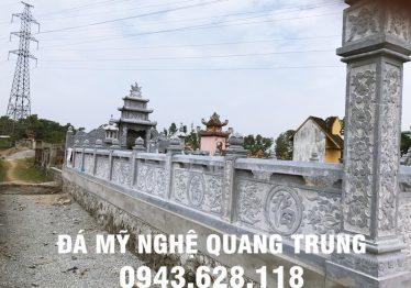 Làm Lan can đá tại Ninh Bình