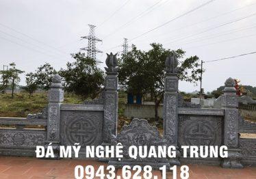Làm Lan can đá tại Quảng Ninh