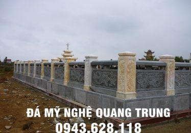 Làm Lan can đá tại Thái Bình