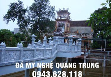 Làm Lan can đá tại Thái Nguyên