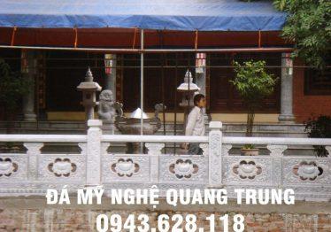 Làm Lan can đá tại Thanh Hóa
