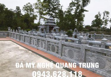Làm Lan can đá tại Huế