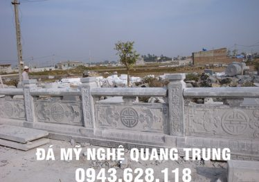 Làm Lan can đá tại Tuyên Quang