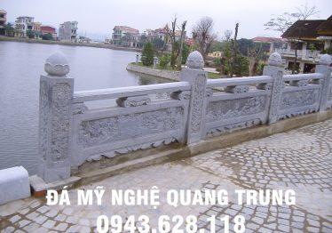 Làm Lan can đá tại Yên Bái