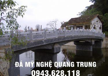 Làm Lan can đá tại Phú Yên