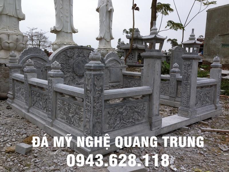 Mau Lan can da DEP Quang Trung 32 Lăng mộ đá, Mộ đá Ninh Bình