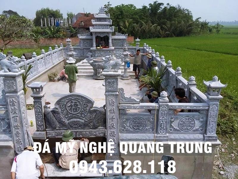 Làm Lan can đá tại Bắc Ninh