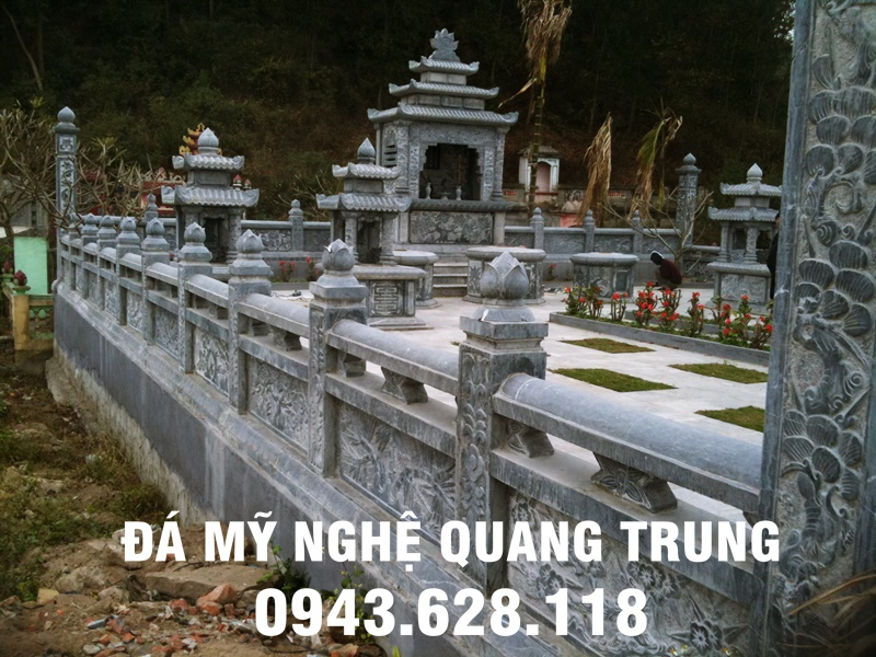 Mau Lan can da DEP Quang Trung 37 Lăng mộ đá, Mộ đá Ninh Bình