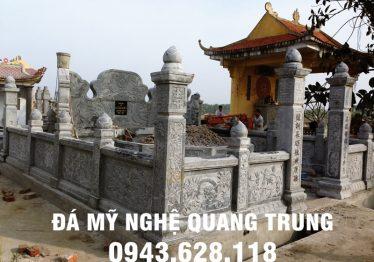 Làm Lan can đá tại Bình Định