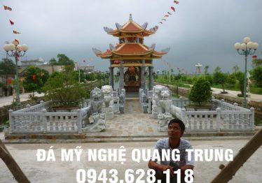 Làm Lan can đá tại Bình Phước