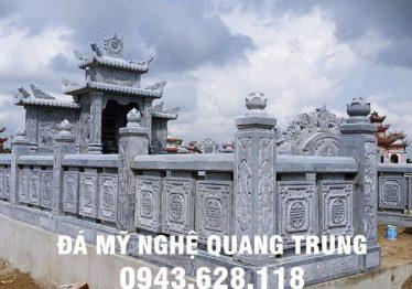 Làm Lan can đá tại Bình Thuận