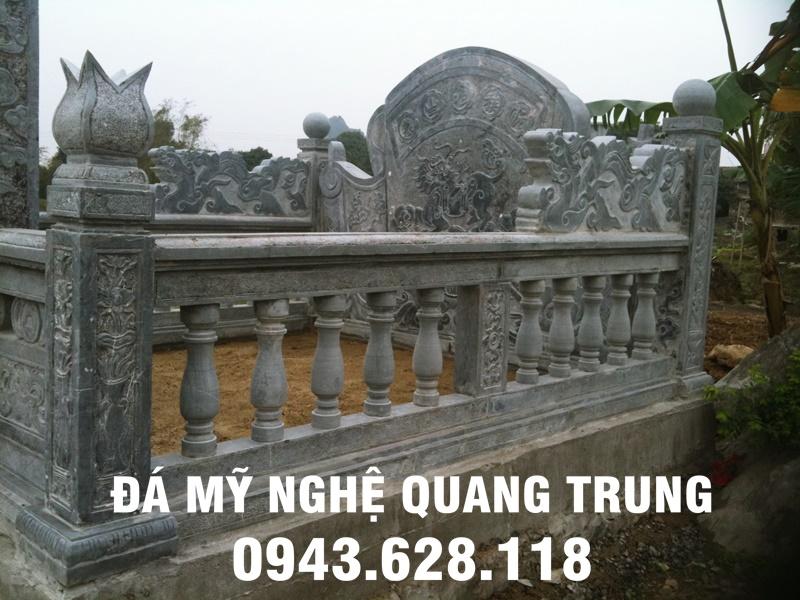 Mau Lan can da DEP Quang Trung 41 Lăng mộ đá, Mộ đá Ninh Bình