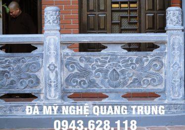 Làm Lan can đá tại Cao Bằng