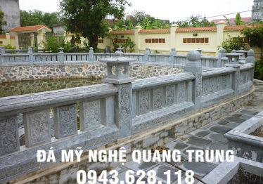 Làm Lan can đá tại Hưng Yên