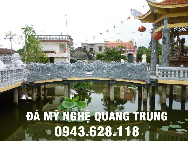 Làm Lan can đá tại Kiên Giang