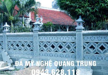 Làm Lan can đá tại Kon Tum