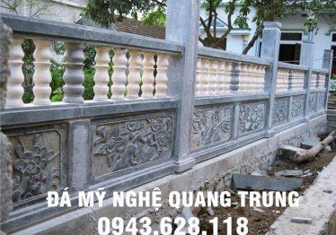 Làm Lan can đá tại Lai Châu