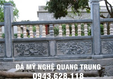 Làm Lan can đá tại Lâm Đồng