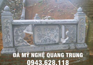 Làm Lan can đá tại Lạng Sơn