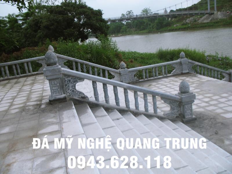 Làm Lan can đá tại Lào Cai