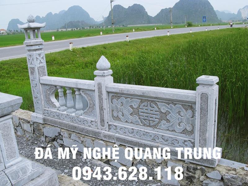 Làm Lan can đá tại Ninh Thuận