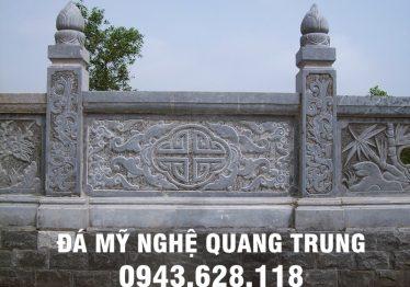 Làm Lan can đá tại Quảng Bình