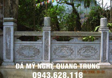 Làm Lan can đá tại Quảng Nam