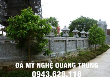 Làm Lan can đá tại Quảng Ngãi