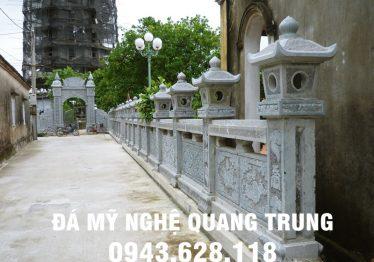 Làm Lan can đá tại Tiền Giang