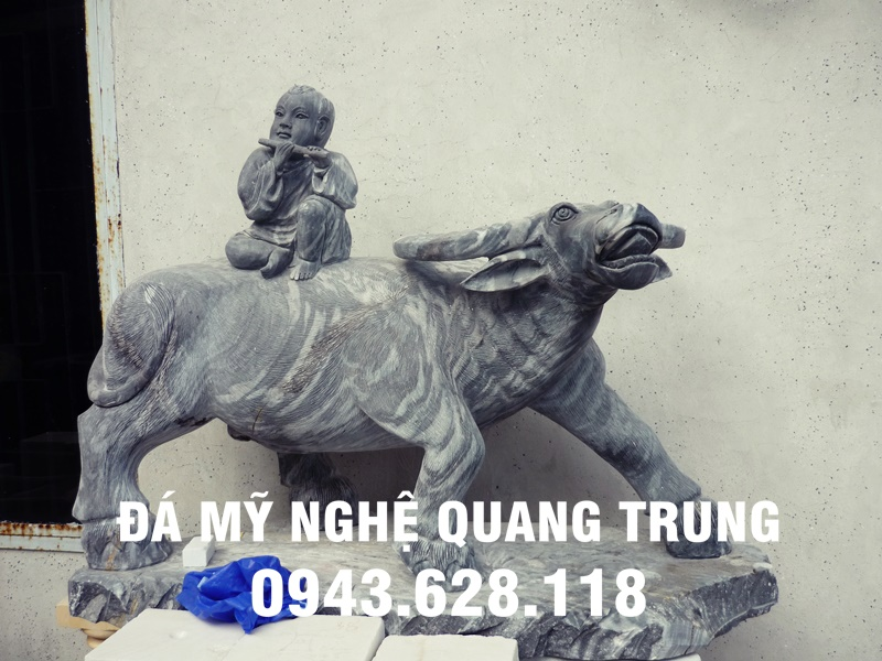 Mau Trau da dep dong que Quang Trung