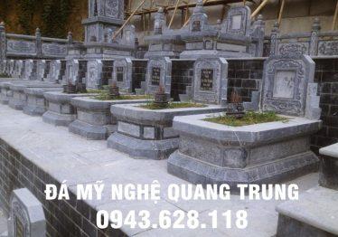 Làm Mộ đá tại Yên Bái