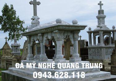 Làm Mộ đá tại Điện Biên