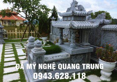 Làm Mộ đá tại Bình Định