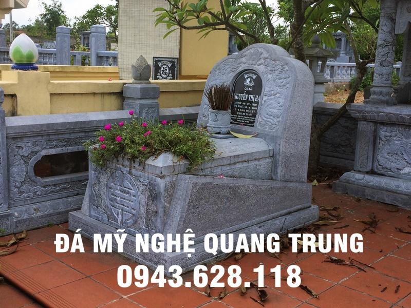 Làm Mộ đá tại Bình Thuận