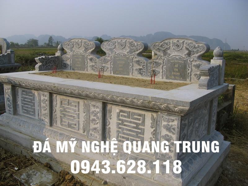 Mộ đá ba người đẹp của Đá mỹ nghệ Quang Trung - Tham khảo