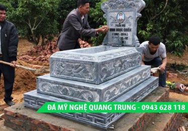Làm Mộ đá tại Khánh Hòa