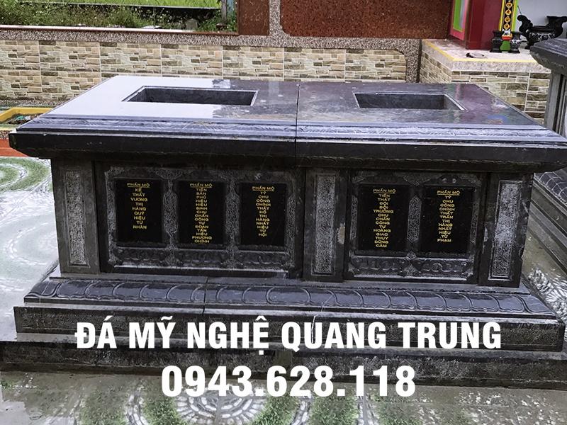 Mo da doi dep Xanh reu do Da my nghe Quang Trung che tac theo phong cach Hien dai