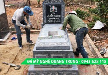 Làm Mộ đá tại Tiền Giang