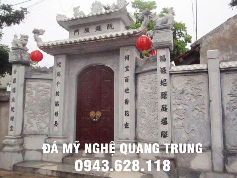 Cong da Nha tho ho
