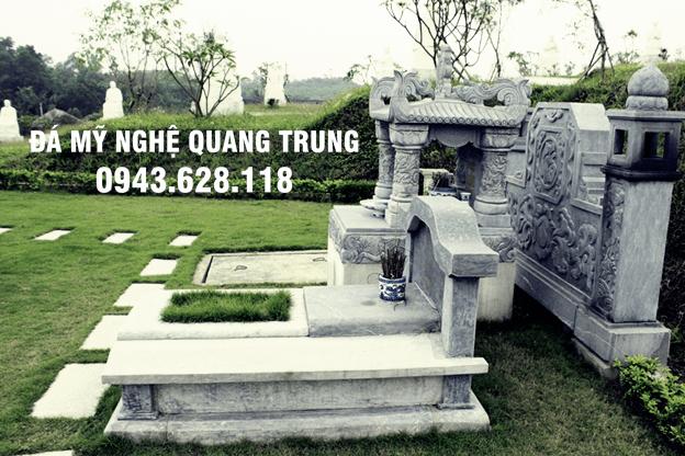 Khu lang mo da dep Quang Trung (2)