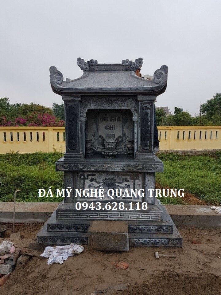 LĂNG THỜ ĐÁ ĐƠN 06 Lăng mộ đá, Mộ đá Ninh Bình
