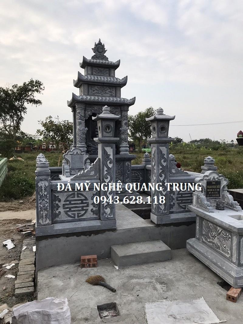 LĂNG THỜ ĐÁ ĐƠN 08 Lăng mộ đá, Mộ đá Ninh Bình