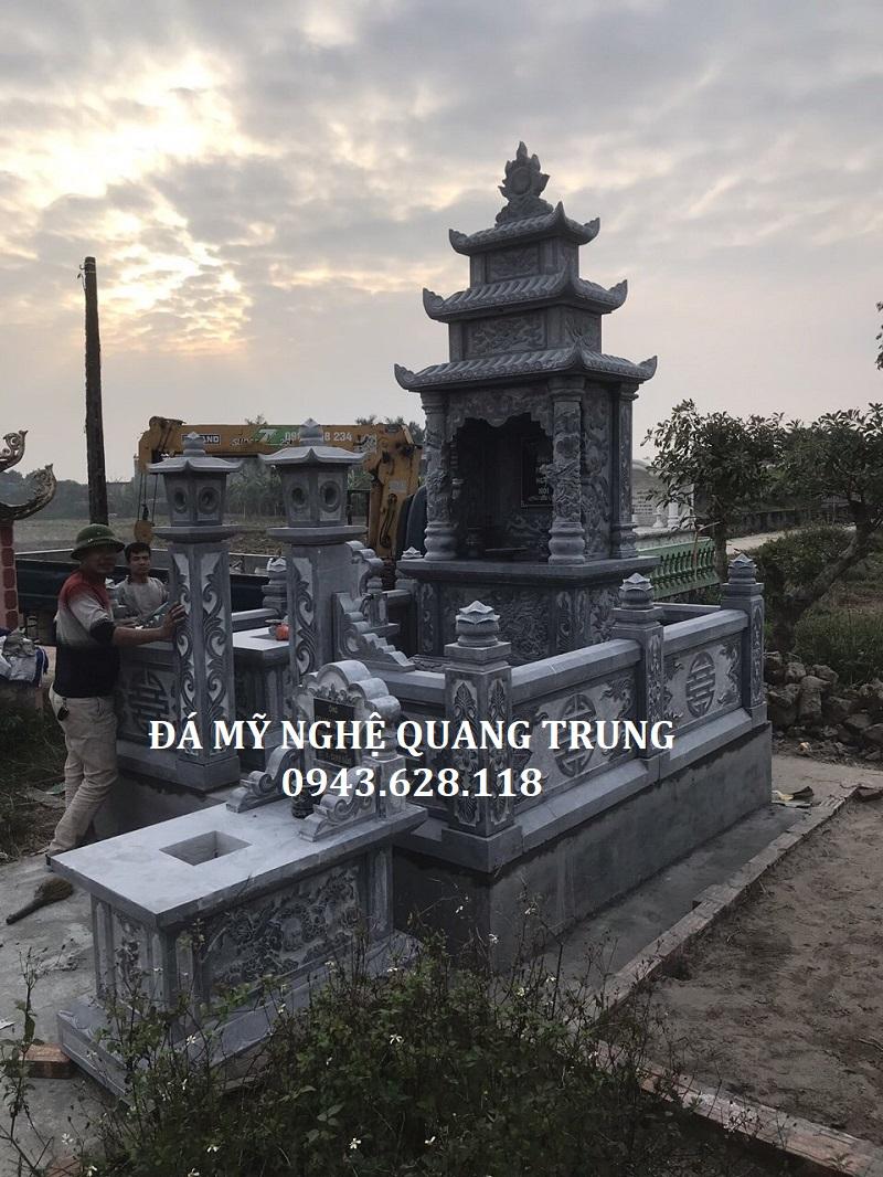 LĂNG THỜ ĐÁ ĐƠN 09 Lăng mộ đá, Mộ đá Ninh Bình