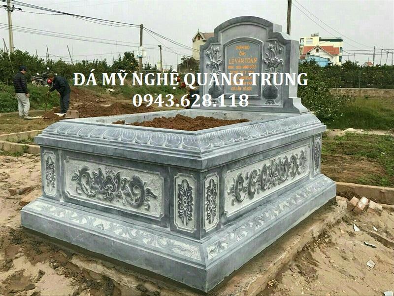 MẪU MỘ 04 Lăng mộ đá, Mộ đá Ninh Bình