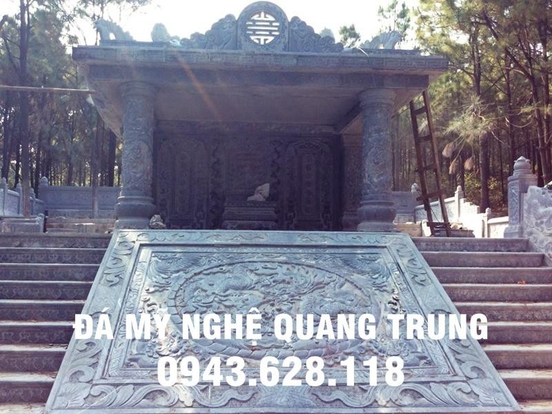 Mau Rong da 4 Lăng mộ đá, Mộ đá Ninh Bình