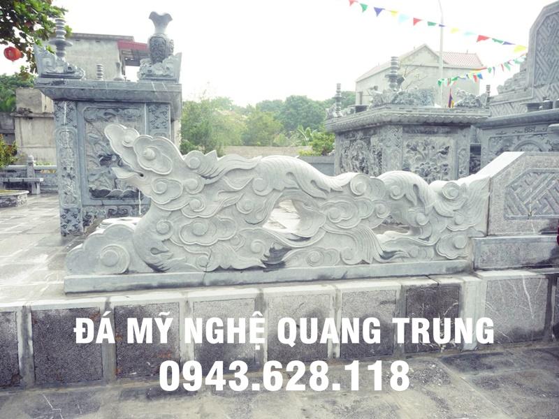 Mau Rong da 5 Lăng mộ đá, Mộ đá Ninh Bình