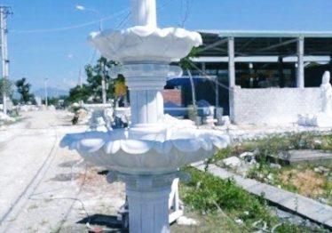 Đài phun nước bằng đá 8