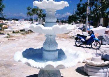 Đài phun nước bằng đá 11