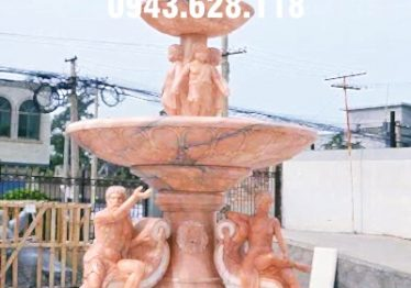 Đài phun nước bằng đá 14