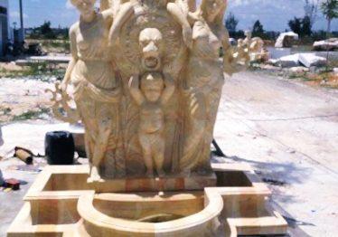 Đài phun nước bằng đá 20